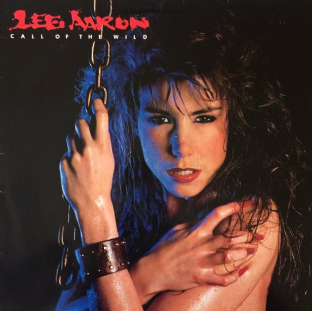 Lee Aaron ‎- Call Of The Wild (LP) (VG/VG-)